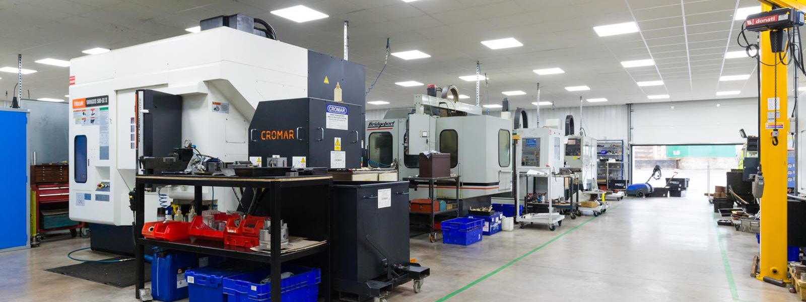 cnc machining in stoke on trent