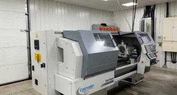 Glebe Engineering Stoke on Trent CNC Machine
